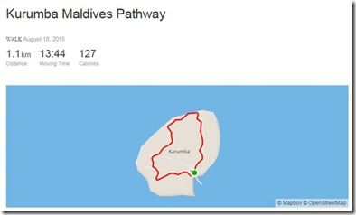 Kurumba - running pathway