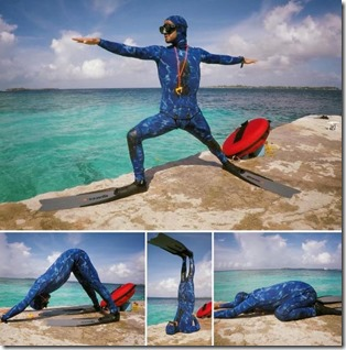 Maafushi - dive yoga