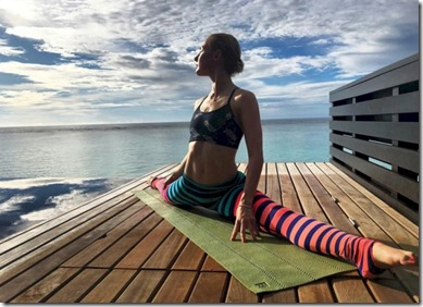 One and Only Reethi Rah - Anna Kleb yoga