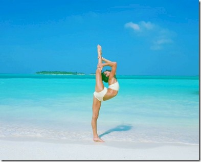 One and Only Reethi Rah - Yvette Dusol yoga