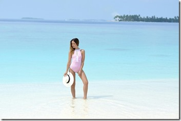 Six Senses Laamu - Jasmin Howell hat