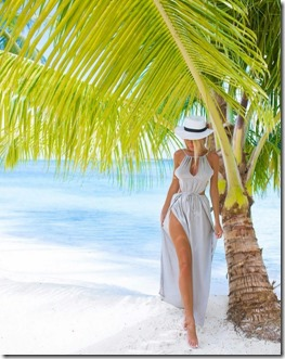 Six Senses Laamu - Renee Somerfield hat