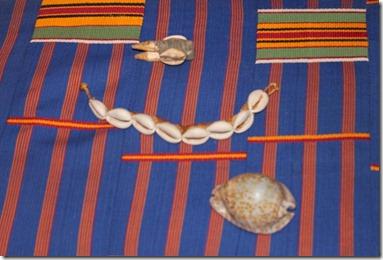 Togo cowries