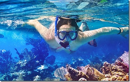 Canareef - snorkeling 1