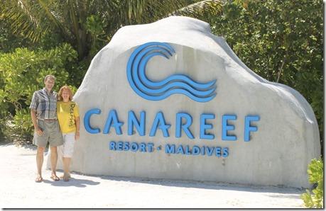 Canareef - tour