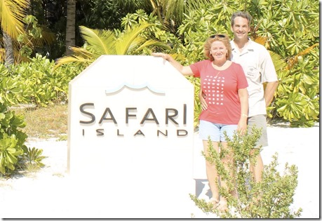 Safari Island - tour