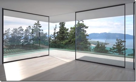 Sliding window walls