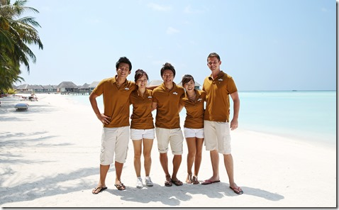 Club Med Kani - staff