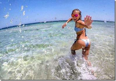Kristina Marchenkova (Russia) - Sun Island