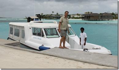 Club Med Kani and Finolhu Villas - shuttle