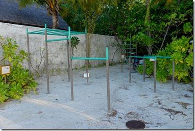 Jumeirah Vittaveli boot camp 1