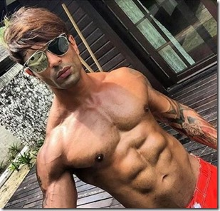 Karan Singh Grover (India) Four Seasons Kudaa Huraa