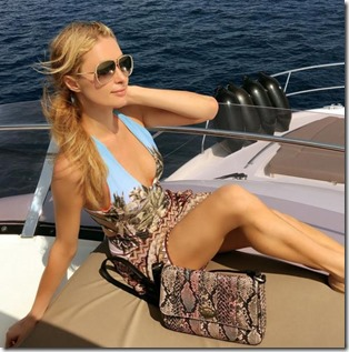 Paris Hilton (USA) – Velaa