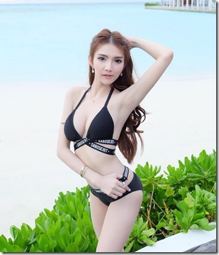 Salee Cute (Thailand) Club Med Finolhu Villas