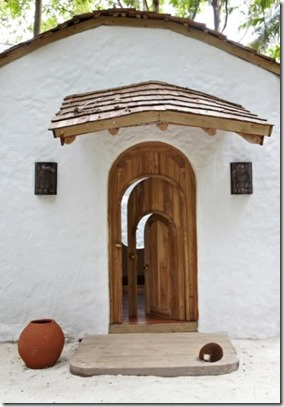 Soneva Fushi - The Den - door
