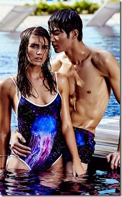 W Retreat - We Are Handsome swimwear