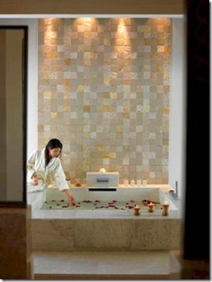 Jumeirah Dhevanafushi bath