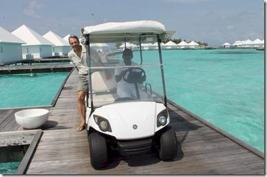 Athuruga - Thudufushi - jetty shuttle