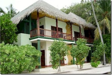 Club Rannalhi - duplex villa