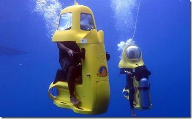 Furaveri - underwater scooter
