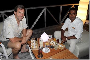 Huvafenfushi - gourmet shots 1