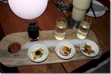 Huvafenfushi - gourmet shots 2