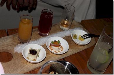 Huvafenfushi - gourmet shots 3