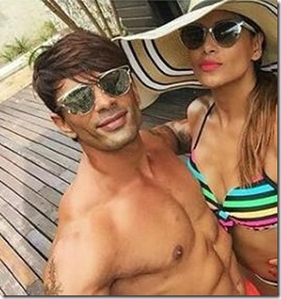 Karan Singh Grover and Bipasha Basu (India) – Four Seasons Kuda Huraa