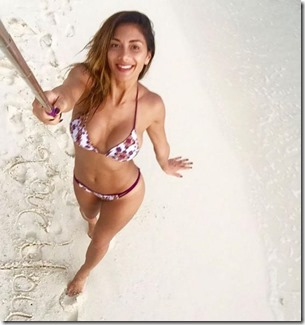 Nicole Scherzinger (USA) – Soneva Fushi