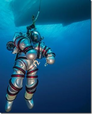 Not Seen - aquanaut suit
