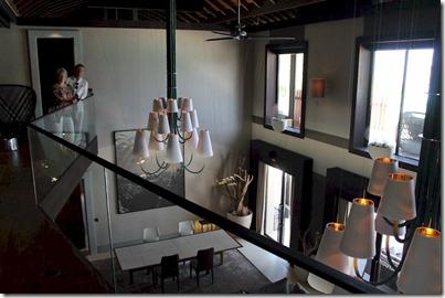 Velaa - main residence room balcony