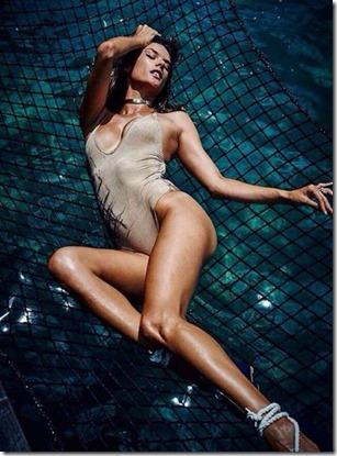 Alessandra Ambrosio (Brazil) - Shangri-La Vilingili – GQ Brasil