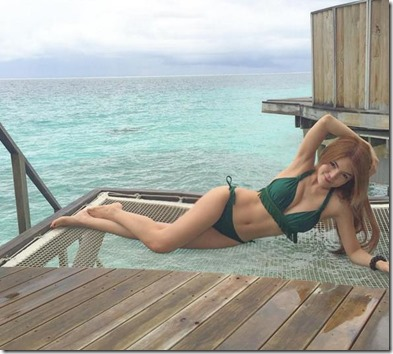 Annie Osalu (Thailand) – Centara Ras Fushi