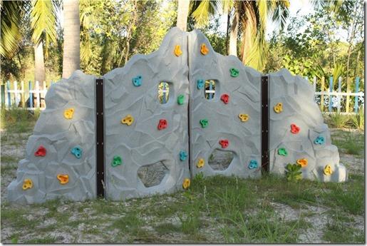 Canareef - kids climbing wall