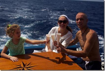 Outrigger Konotta - equatorial cruise 3