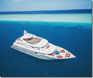 Dhigufaru - yacht 2