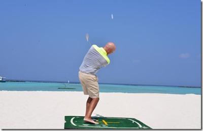 Velaa - golf inflatable 2