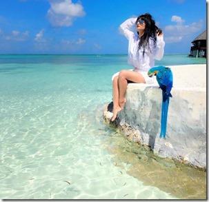 Eem Nizam (Maldives) – Sun Siyam Irufushi - 2