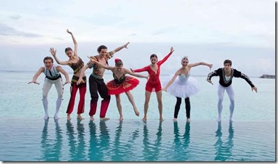 Maldives ballet