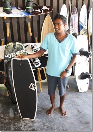 Velaa - Jet wakeboard