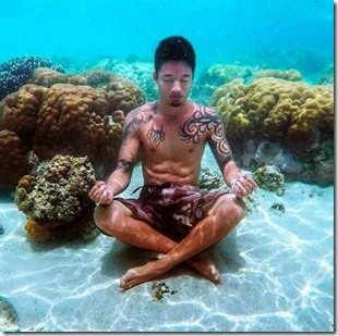 World Underwater Yoga Chamionships 2 - April Fools