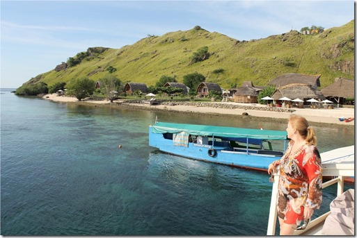 Komodo Resort house reef 2