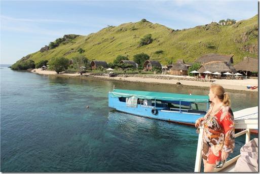 Komodo Resort house reef 2