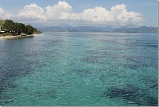 Komodo Resort house reef