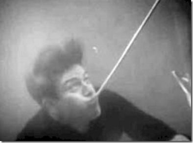 Snorkeling - reed