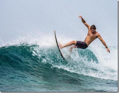 Youri Zoon (Netherlands) – Maafushi - Surfer