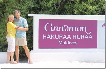 Cinnamon Hakuraa Huraa - tour 2017