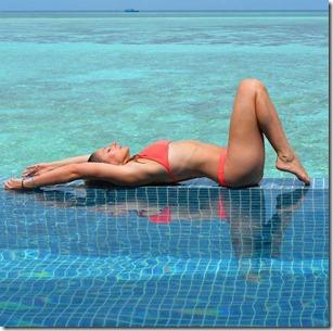 Emily Campbell (Australia) - Club Med Finolhu Villas