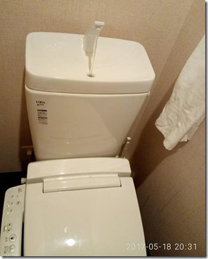 Havent Seen - eco toilet cistern