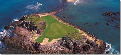 Havent Seen - remote golf hole